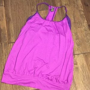 Xersion medium support bra tank. Size large